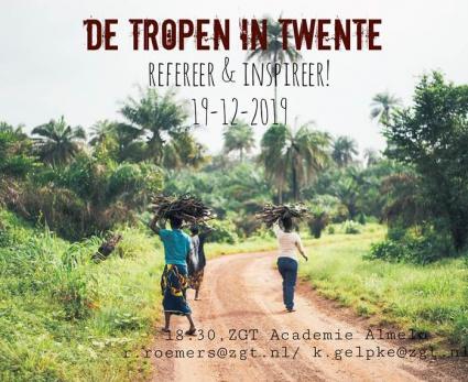 Refereer en inspireer: de tropen in Twente @ Ziekenhuisgroep Twente